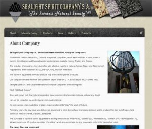 Sealight Spirit Company S.A